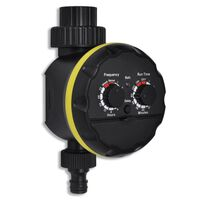 Garden Electronic Automatic Water Timer Irrigation Timer Single Outlet