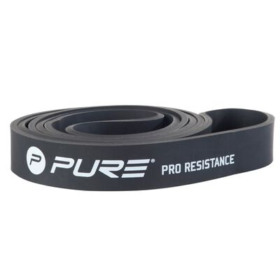 Pure2Improve Pro Resistance Band Heavy Black P2I200110