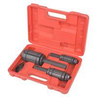 "vidaXL Exhaust Muffler Tail Pipe Expander 1-1/8"" to 3-1/2"""
