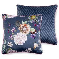 Descanso Decorative Pillow PARMA 48x48 cm Anthracite
