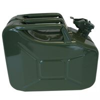ProPlus Jerry can 10 L Metal Green