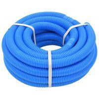 vidaXL Pool Hose Blue 38 mm 12 m