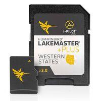HUMMINBIRD LAKEMASTER PLUS WESTERN STATES V2