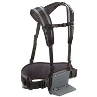 wolfcraft Carrying Harness Black 5582000