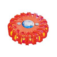 ProPlus Warning Disk 16 LEDs Orange 540322