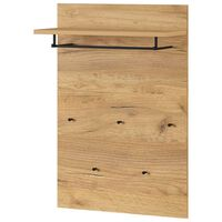 Germania Coat Rack Panel GW-Fremont Navarra-oak Repro