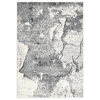 vidaXL Rug Grey 160x230 cm PP