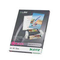 Leitz Lami-Pouches ILAM 125 Microns A3 100 pcs
