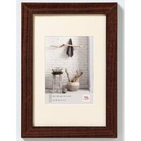 Walther Design Picture Frame Home 50x70 cm Walnut