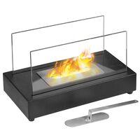 Qlima Ethanol Fireplace 36x19x21 cm FFB 105