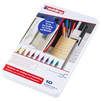 edding Fineliner 10pcs Multicolour 55
