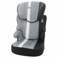 Nania Car Seat Befix Zigzag Group 2+3 Grey