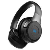 Cluasáin Ar An Gcluas Le Cábla Bluetooth + 3.5 Mm