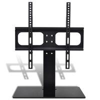 "vidaXL TV Bracket with Base 400 x 400 mm 23"" - 55"""