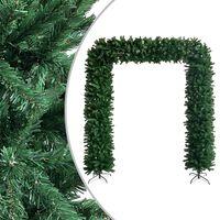 vidaXL Christmas Tree Arch Green 240 cm