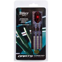 Abbey Darts Dart Set 3 pcs 85% Tungsten 26 g Silver