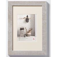 Walther Design Picture Frame Home 40x50 cm Light Grey