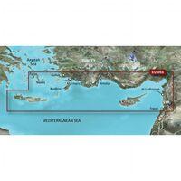 GARMIN VEU506S CRETE TO CYPRUS BLUECHART G3 VISION