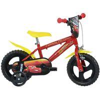 "Dino Bikes Kids' Bicycle Cars 3"" Red 12 DINO356017"