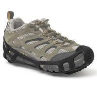 Yaktrax Ice Shoes Crampons Walk L 44-46 Black