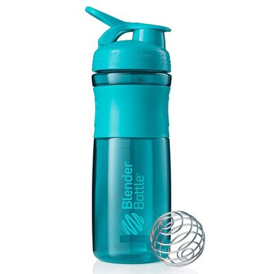 BlenderBottle Shaker Cup SportMixer 820 ml Teal