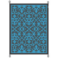 Bo-Camp Outdoor Rug Chill mat Lounge 2.7x3.5 m Blue