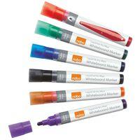 nobo Liquid Ink Markers 6pcs