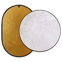 vidaXL 5-in-1 and 2-in-1 Reflector Set with Storage Bags
