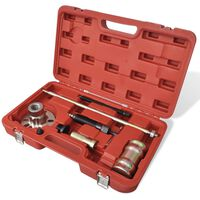 Hydraulic Wheel Hub Puller with Hammer Set 10 Ton