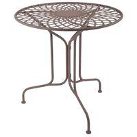 Esschert Design Table Metal Old English Style MF007