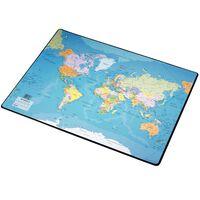 Esselte Desk Pad World Map 41x54cm