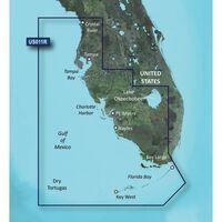 GARMIN VUS011R SOUTHWEST FLORIDA BLUECHART G3 VISION