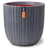 Capi Planter Urban Tube Ball 54x52 cm Dark Grey
