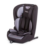 CHILDHOME Car Seat Isofix Group 1+2+3 Grey and Anthracite