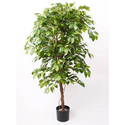 Emerald Artificial Ficus Vine Tree Deluxe 140 cm in Pot