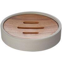 RIDDER Soap Dish Roller Beige 2105309