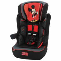 Disney Car Seat I-Max Mickey Group 1+2+3 Red