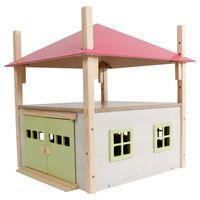 Kids Globe Hay Barn 1:32 Pink