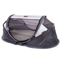 DERYAN Wind Screen Baby Luxe 100x30x0.5cm Grey