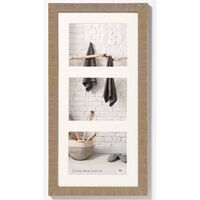 Walther Design Picture Frame Home 3x15x20 cm Brown