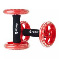 Pure2Improve Core Training Wheels 2 pcs Red