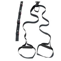 Iron Gym Suspension Training Set X-Trainer Black IRG040