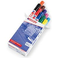 edding Permanent Marker 10 pcs Multicolour 3300