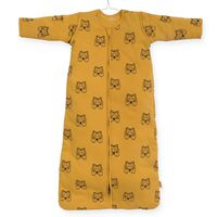 Jollein Sleeping Bag 4-Season Tiger 90 cm Mustard