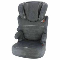 Nania Car Seat Befix First Group 2+3 Dark Grey