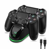 Dual Charging Dock for PS4 Wireless Controller (PS4/Slim/Pro)