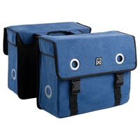 Willex Bicycle Panniers 30 L Blue
