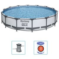 Bestway Steel Pro MAX Swimming Pool Set 427x84 cm