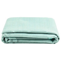vidaXL Tent Carpet 250x200 cm Green