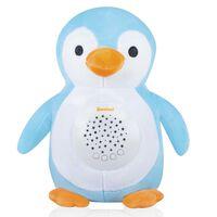 Baninni Projector Lamp Penguin Blue